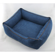 Inexpensive Blue Soft & Cozy Washable Pet Mat Dog Cat Puppy Sleeping Bed 5 Sizes