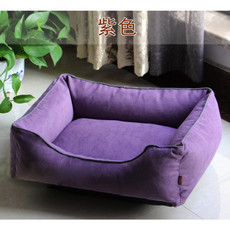 Inexpensive Purple Soft & Cozy Washable Pet Mat Dog Cat Puppy Sleeping Bed 5 Sizes