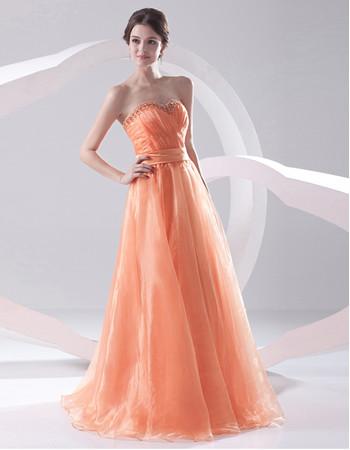 Cheap Stylish Sweetheart Long Formal Evening Prom Dress for Women