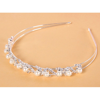 Affordable with Pearls First Communion/ Flower Girl Tiaras