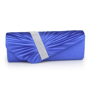 Satin Wedding Party Evening Handbags/ Purses/ Clutches