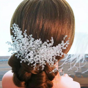Alloy with Rhinestone Wedding Headpieces/ Fascinators for Brides