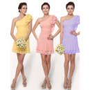 Chiffon Dresses For Bridesmaids