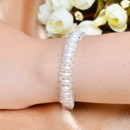Inexpensive Stunning White 6 - 7mm Freshwater Drop Pearl Bracelets