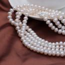 Bridal Pearl Necklace