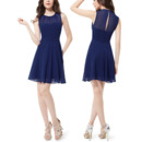 Short Simple Bridesmaid Dresses