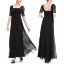 Floor Length Mother Of The Bride Dresses