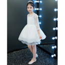 Classic Little Girls Party Dresses