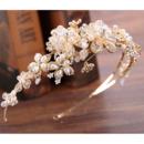 Flower Girl Beading Hoop Headband Hairband Headwear for Wedding