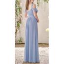 Long Bridesmaid Dresses